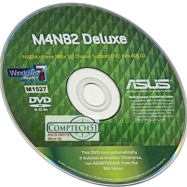 ASUS M4N82 DELUXE REALTEK AUDIO DRIVERS WINDOWS 7 (2019)