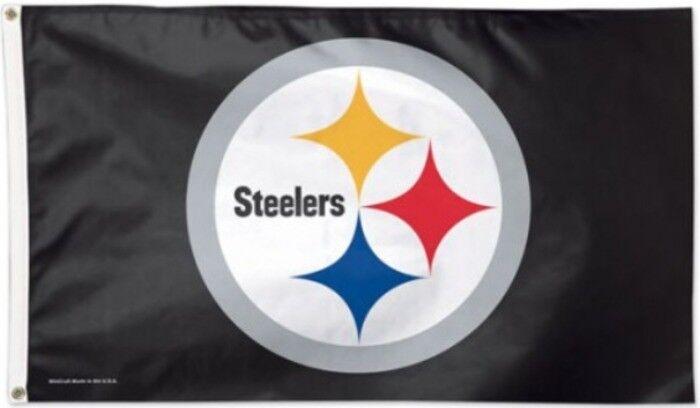 Flagge Hissflagge NFL Pittsburgh Steelers 90 90 90 x 150 cm Fahne 469953