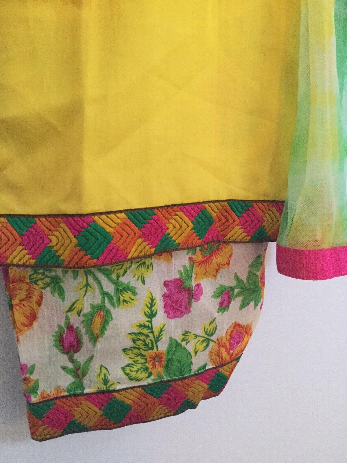 Childrens Kids Girl Boutique Eid Asian Indian Salwar Kameez Anarkali Clothes