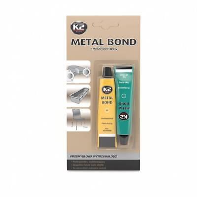 Baustoffe & Holz K2 Metall Bond Kaltmetall 2-k Kleber Flüssigmetall Epoxy Metallkleber 56,7g Kleber