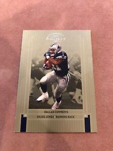 2005-Donruss-Classics-Dallas-Cowboys-Football-Card-25-Julius-Jones