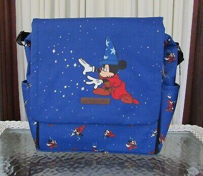 278ffb2f3e6 Disney Petunia Pickle Bottom Backpack Sorcerer Mickey Fantasia Diaper Bag  NWT