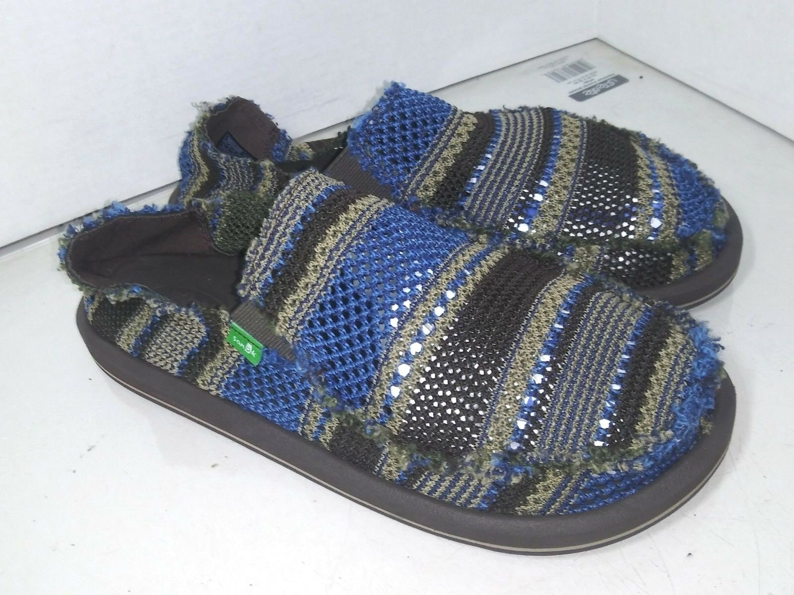 SanMens Yew-Knit Loafer Multicolor Size 10