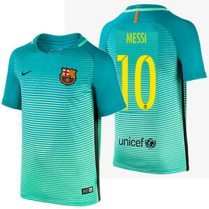 c84c8a3fd Image is loading NIKE-LIONEL-MESSI-FC-BARCELONA-THIRD-YOUTH-JERSEY-