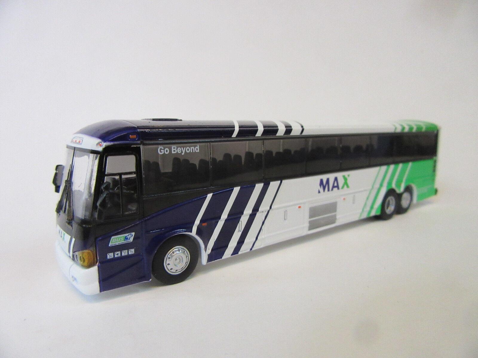 Iconic Replicas 1 87  MCI  D4505 Bus  MAX  USA   Fertigmodell  | Export