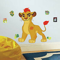 The Lion Guard Kion Wall Stickers Giant Mural 14 Decals Disney Room Decor
