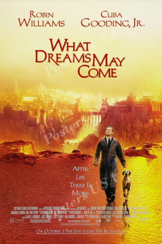 Posters USA What Dreams May Come Movie Poster Glossy Finish FIL494