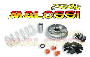 MULTIVAR 2000 SK25 5114266 VARIATORE MALOSSI KYMCO DOWNTOWN 125 IE 4T LC EURO 3-2016