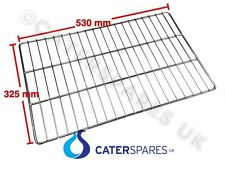 STAINLESS STEEL SHELF COMBI OVEN STEAMER WIRE GRID RACK FOR RATIONAL LINCAT ETC