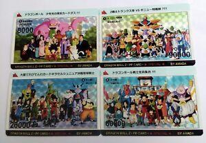 Carte-dragon-ball-Fancard-Custom-card-prism-Set-PP-Card-Family-Saga