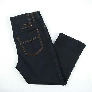 NBSJ-Noni-B-Super-Jean-High-Rise-3-Quarter-Stretch-Denim-Jeans-Women-039-s-Size-10