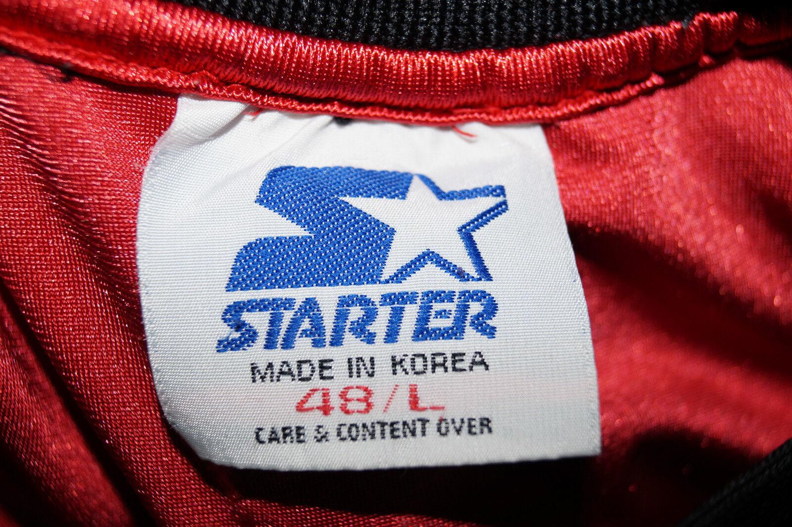 Starter L Chicago bulls Maillot Corée made vintage T 48 L Starter b312c2