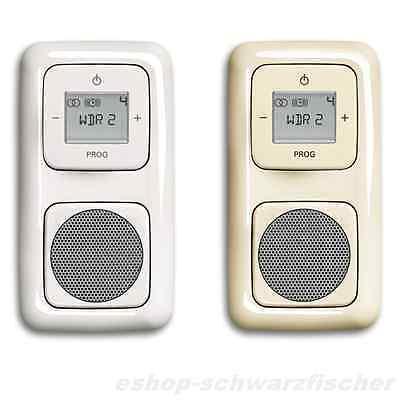 Busch Jäger UP Radio - Komplett-Set ReflexSI oder Duro2000® -Auswahl nach Wunsch