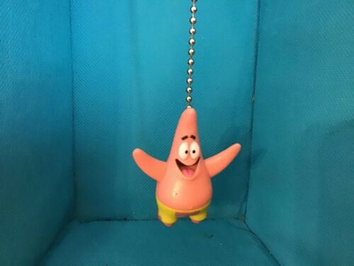 Patrick Handmade Ceiling Fan Pull Light Lamp Chain Decoration-Spongebob