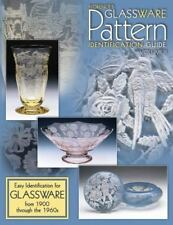 Florence's Glassware Pattern Identification Guide Vol. 2 : Easy Identification for Glassware from the 1920s by Gene Florence (2000, UK-Paperback, Illustrated)