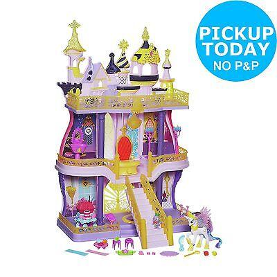 My Little Pony Cutie Mark Magic Canterlot 29 Inch 40 Accessory Castle Playset.
