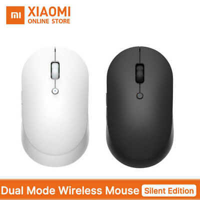FANHUA Mouse Wireless Mute Silent Bluetooth Mouse Color : E