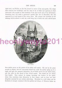 Boppart-Boppard-Germany-Book-Illustration-Print-c1875