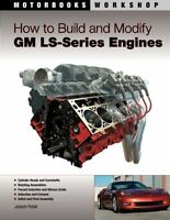How To Build And Modify Gm Ls-series Engines (motorbooks Workshop) By Joseph Pot on sale