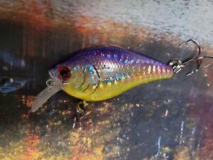 Custom Squarebill Crankbait 1.5 inch fishing lure