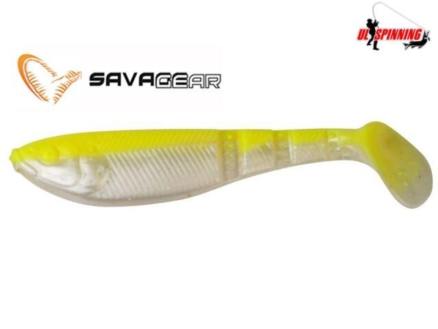 Gummifisch Größe wählbar SAVAGE GEAR Pro 4Play Shad Kit 5+2