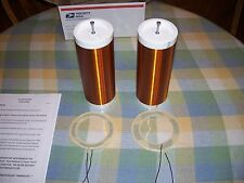 Two Tesla Coil Primary & Secondary Coils Slayer Exciter