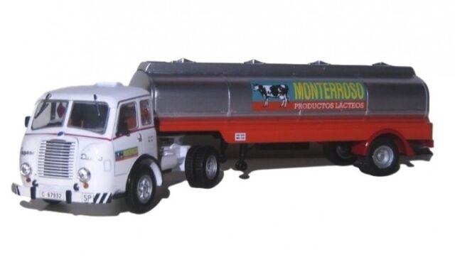 CAMION PEGASO MOFLETES Z-701 MONTERROSO CISTERNA TRUCK IXO SALVAT  1/43 DIECAST