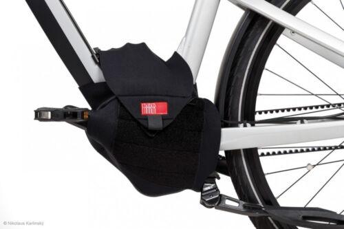 Fahrer E-Bike Antriebsschutz Universal für Mittelmotor