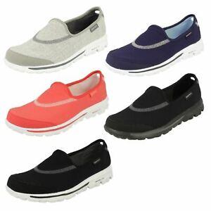 Skechers 13510 GO Walk Ladies Navy or