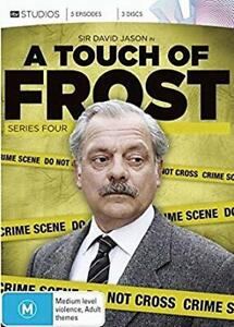 A-TOUCH-OF-FROST-SERIES-4-DVD-REGION-4-LIKE-NEW-FREE-POST-IN-AUSTRALIA