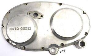 Moto-Guzzi-Stornello-125-Clutch-cover-engine-cover