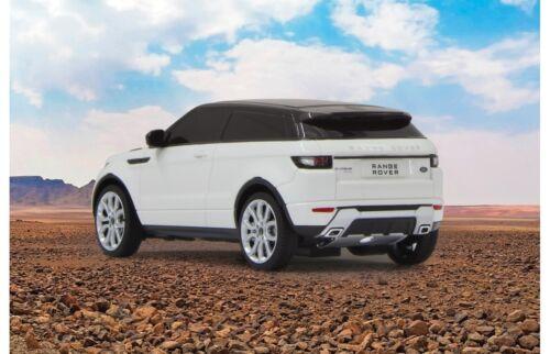 Elektrisches Spielzeug RC Range Rover Evoque 1:24 weiß 27MHz ferngesteuertes Modellauto 404480