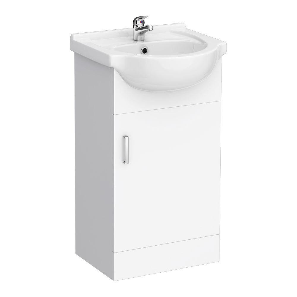 Mayford Bathroom Cloakroom Vanity Furniture Storage Units