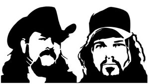 Dime Bag Darrell Vinyl Decal Car Sticker Rock Metal Pantera Cowboy Guitar Band