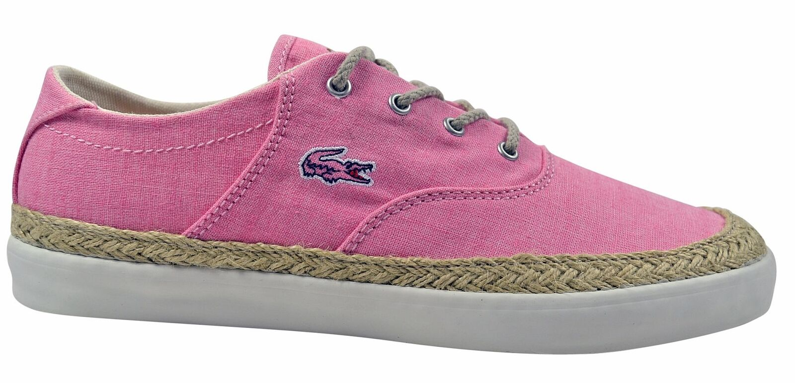 Lacoste Glendon Espa W SRW pink Schuhe Sneaker