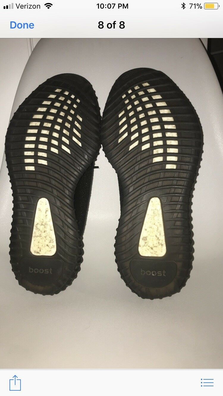Adidas Yeezy Boost 350 V2 Olive Black Green BY9611 Size 11 100% Authentic!