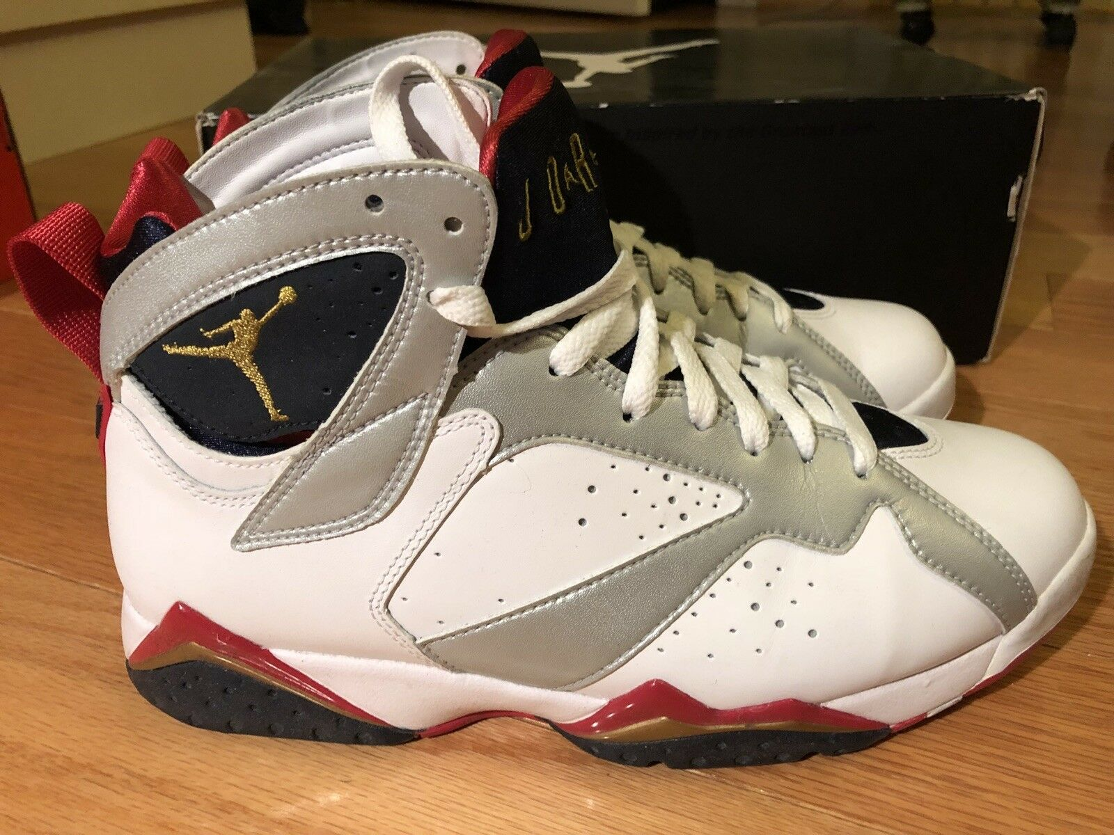 Air Jordan 7 Retro Retro Retro 'Olympic' 8b2111