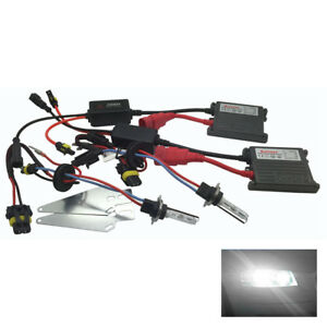 Front Fog Light H11 Pro HID Kit 4300k White 35W Fits Land Rover RTHK449