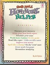 The Good Apple Homework Helper Grades 4-6 Jeri Cipraino PB 1996
