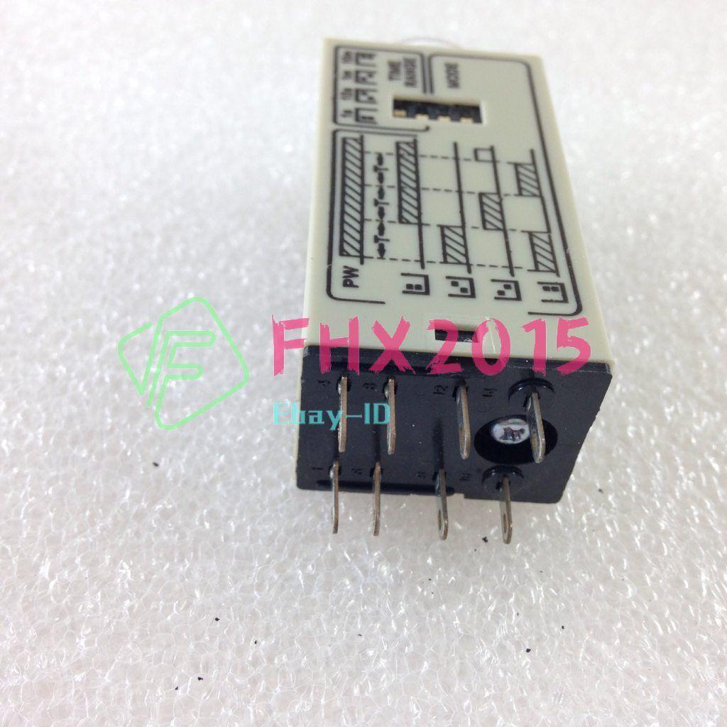 New OMRON H3YN-2 100-120VAC 90Day Warranty [a44]