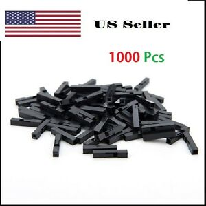 1000Pcs-1P-Dupont-Jumper-Wire-Cable-Housing-Female-Pin-Connector-2-54-mm-Pitch
