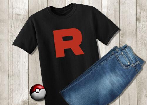 Pokemon Go Team Rocket Shirt Pokemon Kids Toddler Unisex Tshirt Boys Tee Gift