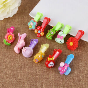 Colorful-Kids-Hair-Clips-Hairpins-Hair-Accessories-Girls-Nice-gift-For-Baby-X2N9