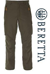 Beretta-Brown-Bear-Pants-Green-CU55-Hunting-Trousers-Shooting-Waterproof