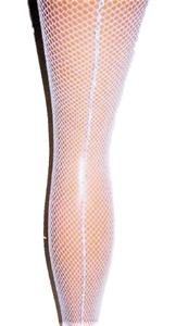 Fishnet Lurex Metallic Glitter Tights Dance Festival Amber Rose