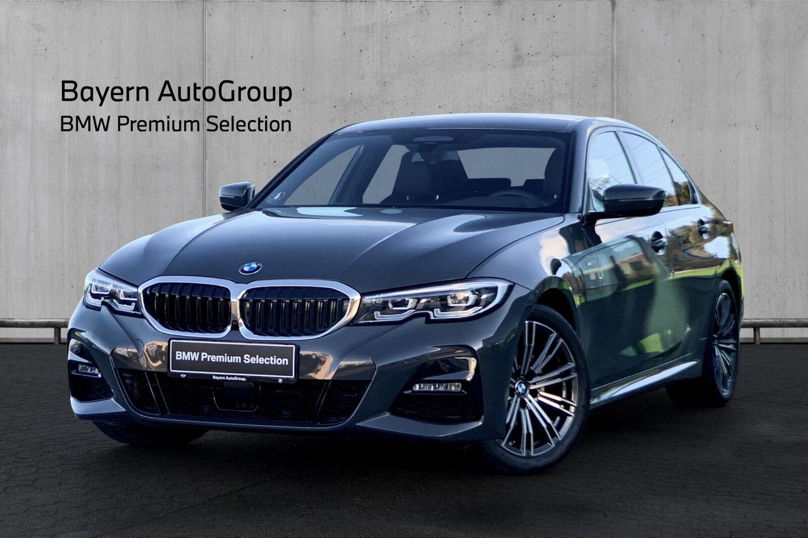 BMW 320d 2,0 M-Sport aut. 4d - 499.900 kr.