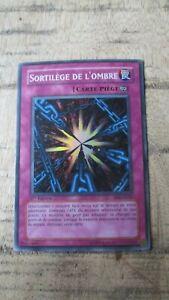 Carte Yu-Gi-OH-Sortilege de l ombre-1 ere édition-SKE-FR041
