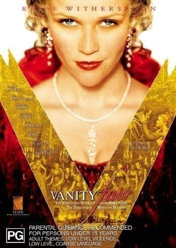 1 of 1 - ~Vanity Fair - REECE WITHERSPOON - (DVD, 2005) - R4 - BRAND NEW & SEALED~