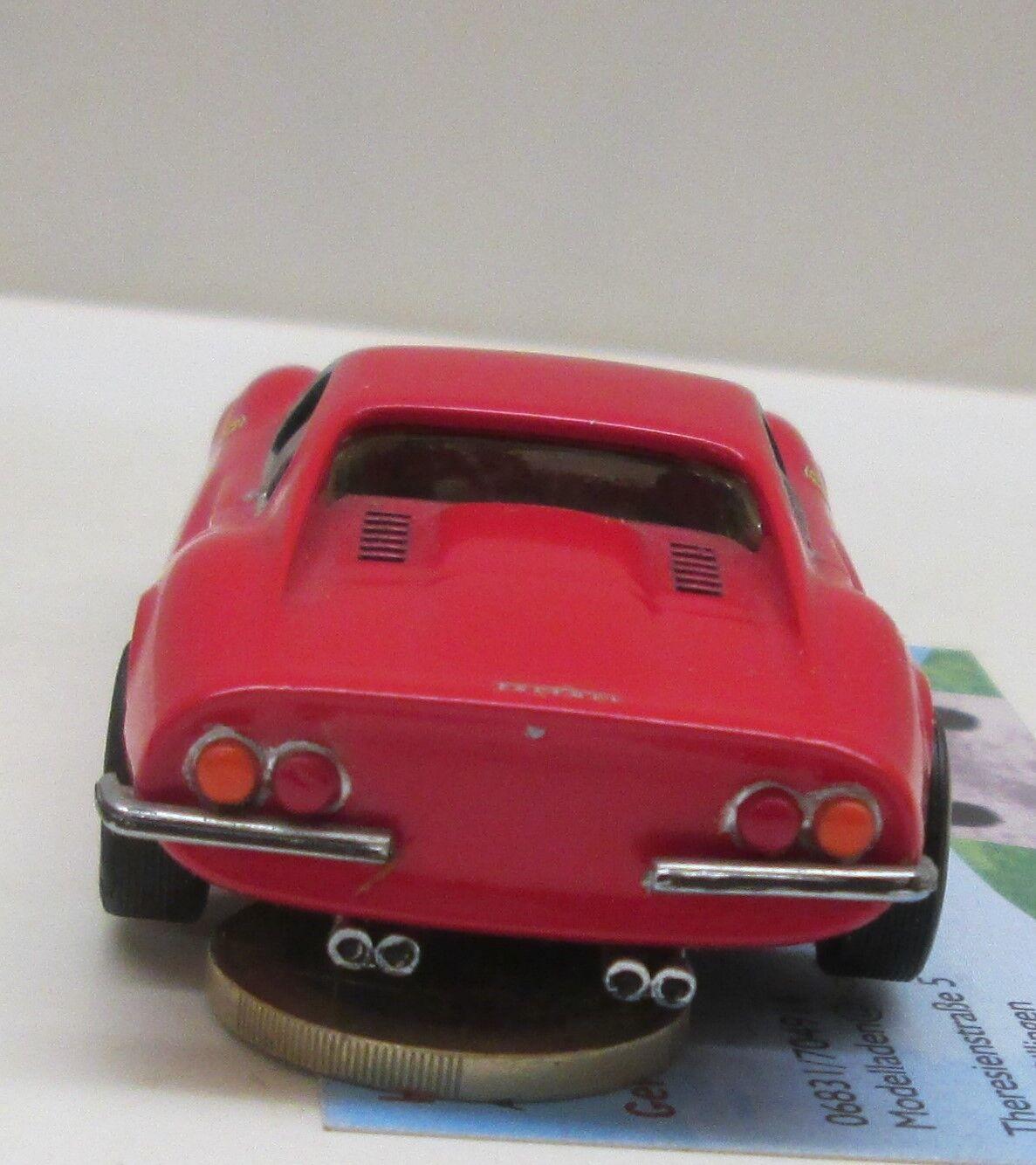 Kager Kager Kager Edition  ferrari 246 GT, rojo 5fa115