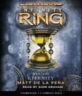Infinity Ring Book 8 - Audio by Matt De La Pena 9780545675291 Cd-audio 2014